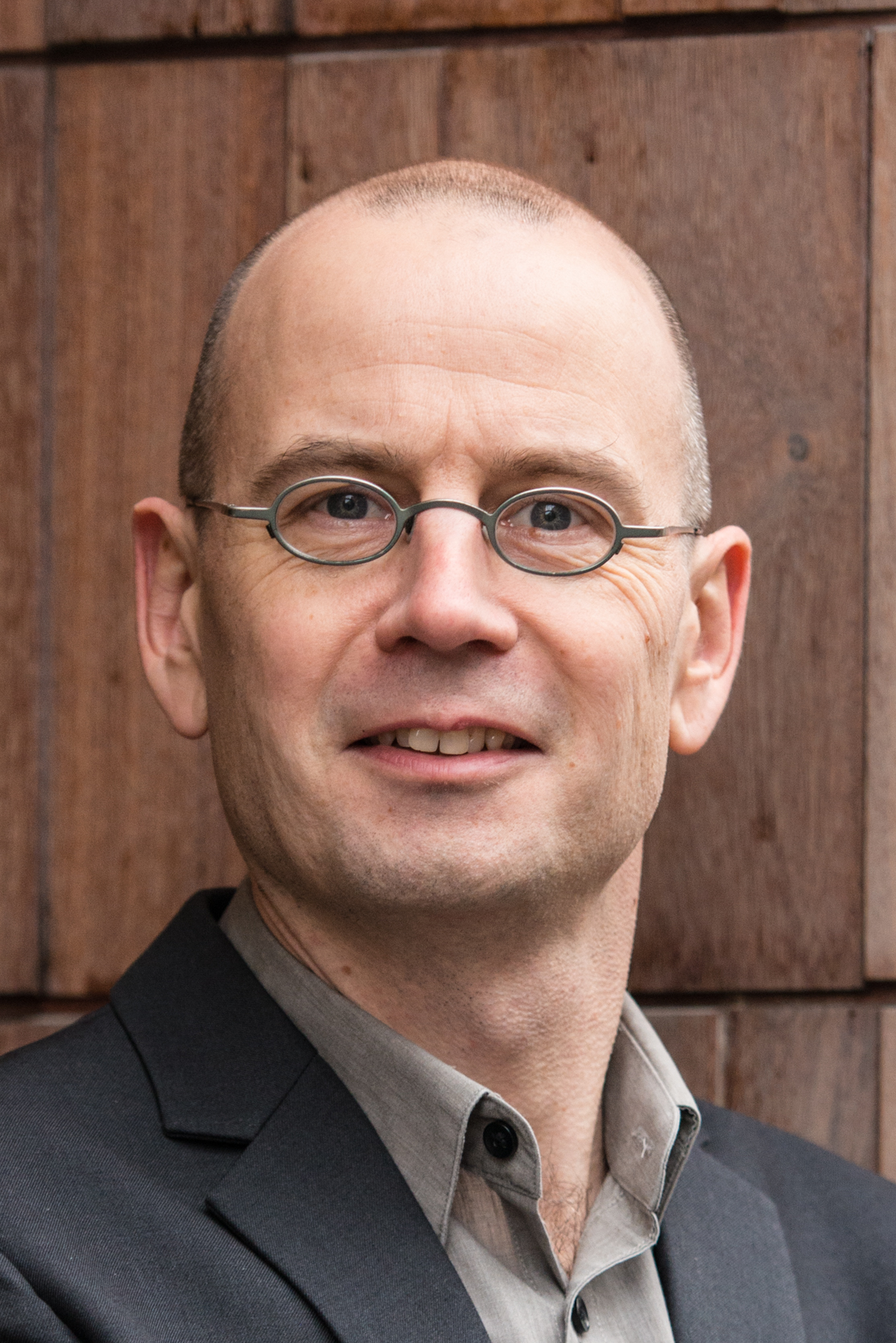 Headshot of Martijn Rietbergen, International Visiting Scholar at Portland State University