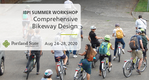 comprehensive bikeway design
