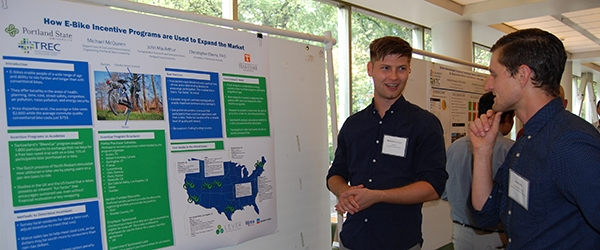 Eisenhower Fellow Mike McQueen presents research at 2019 Transportation & Communities Summit