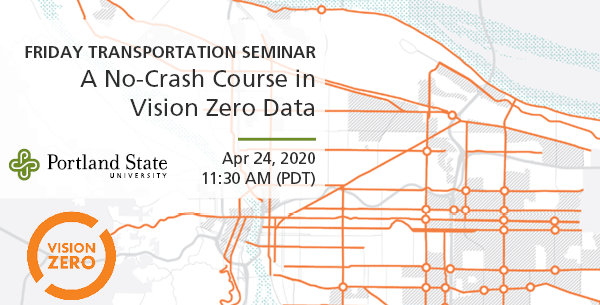A no-crash course in vision zero data
