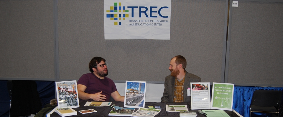TREC table at TRB 2019