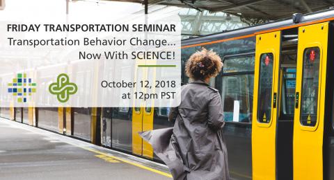 Friday Transportation Seminar at PSU with Jessica Roberts