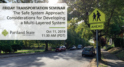 The Safe System Approach: Considerations for Developing a Multi-Layered System - Offer Grembek