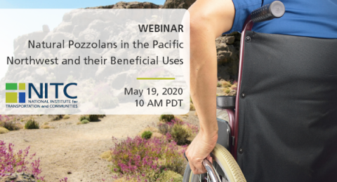 Natural Pozzolans in the Pacific Northwest and their Beneficial Uses